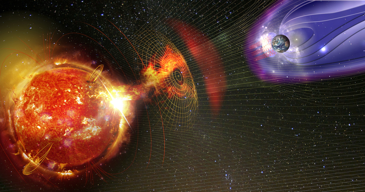Росгидромет назвал сроки завершения сильнейшей магнитной бури