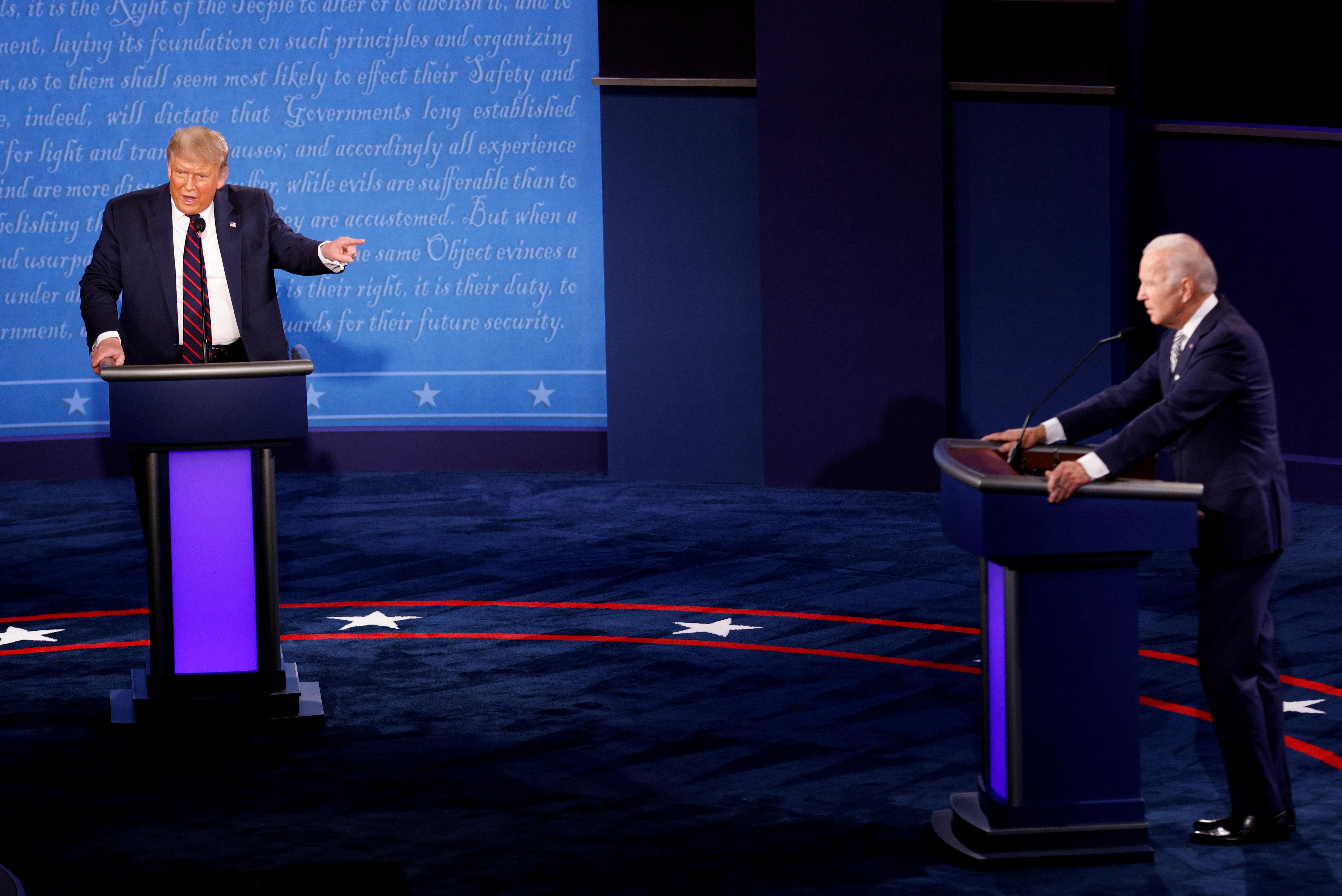 """Познер о дебатах Трампа и Байдена: """"Мне стало жалко Америку"""""""