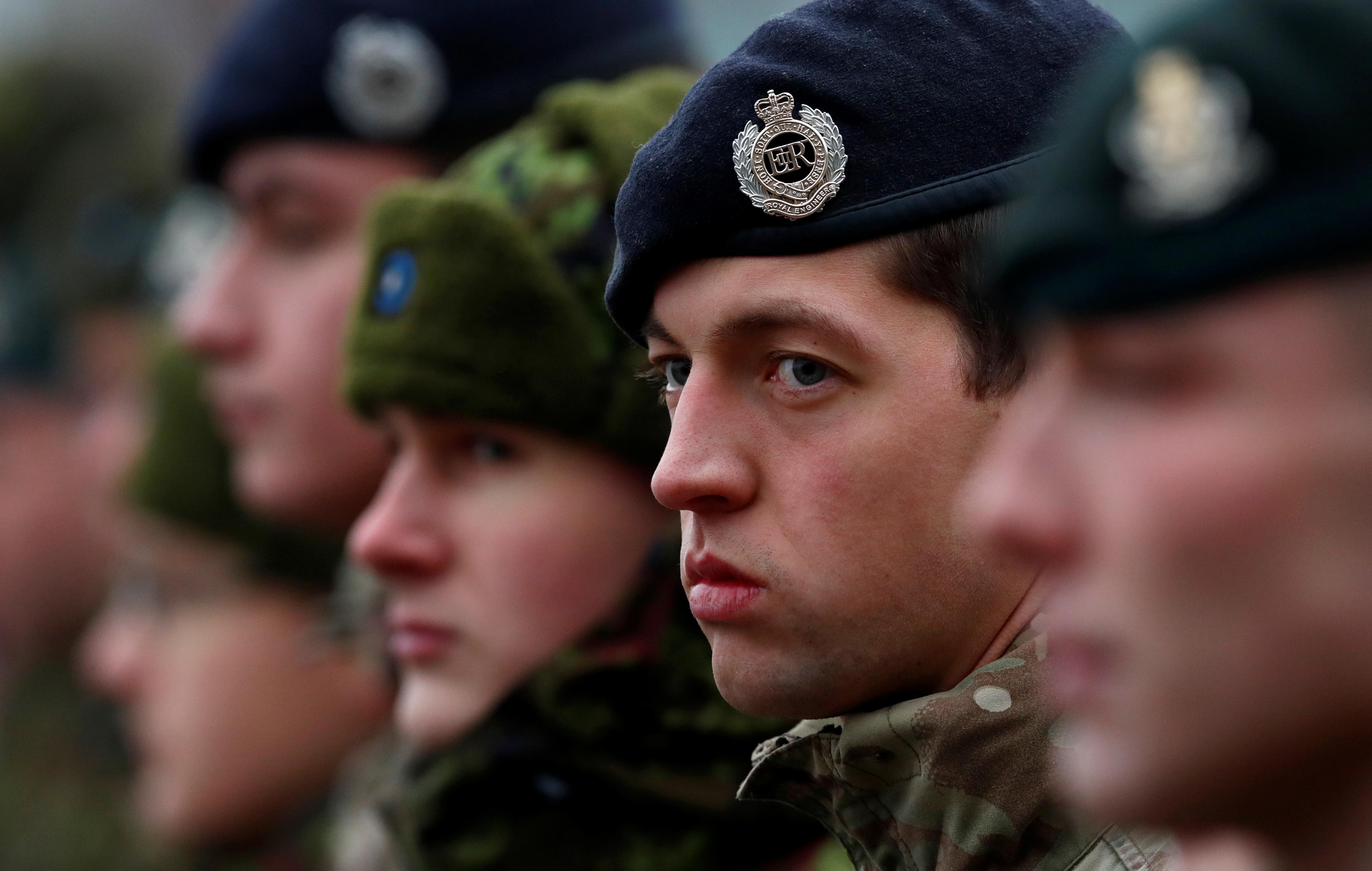 Великобритания рассказала о «политической войне» с Россией и Китаем
