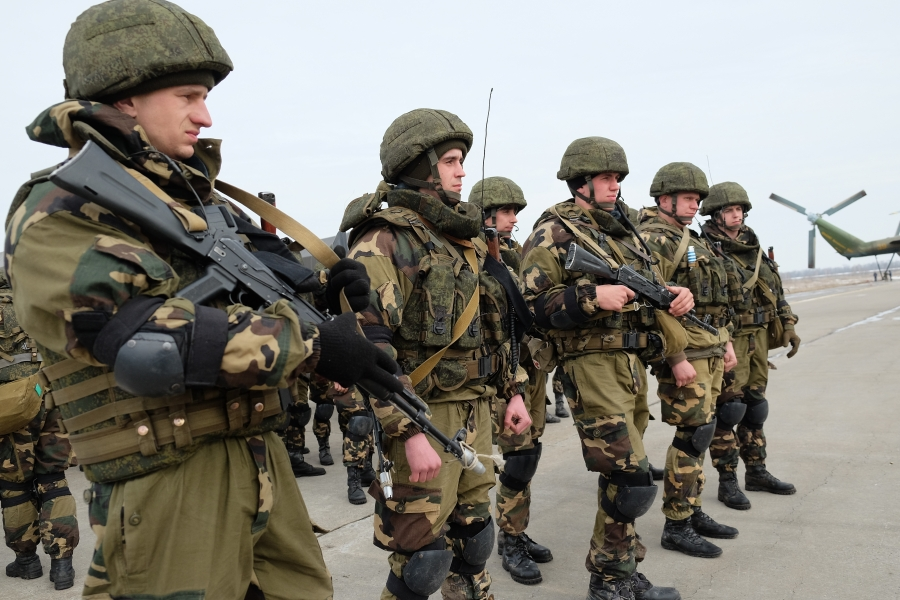 Боеспособность России назвали лучшей со времен Холодной войны