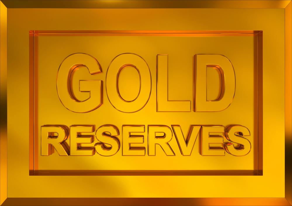 Золотовалютные запасы России к 1 октября сократились на $10,2 млрд