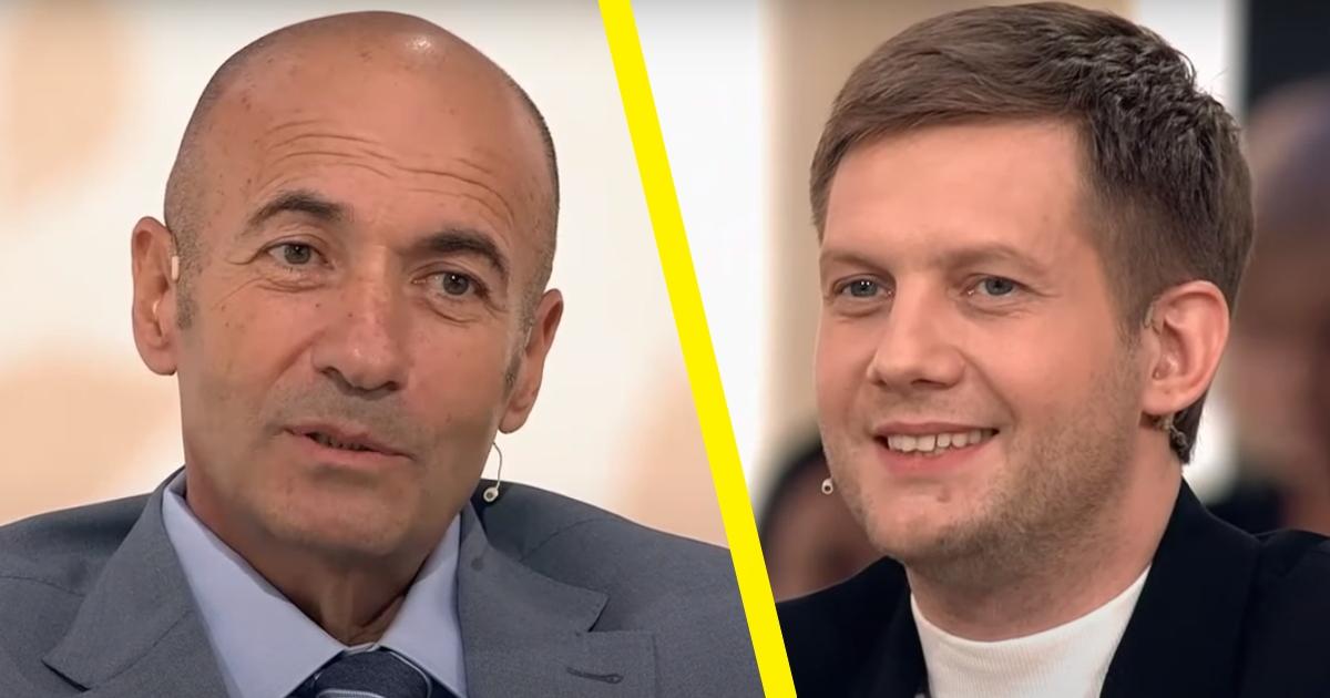 Борис Корчевников в эфире шуткой подтвердил слухи о своей глухоте