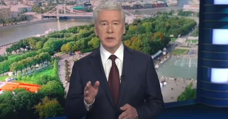 Собянин: второй волны коронавируса в Москве нет