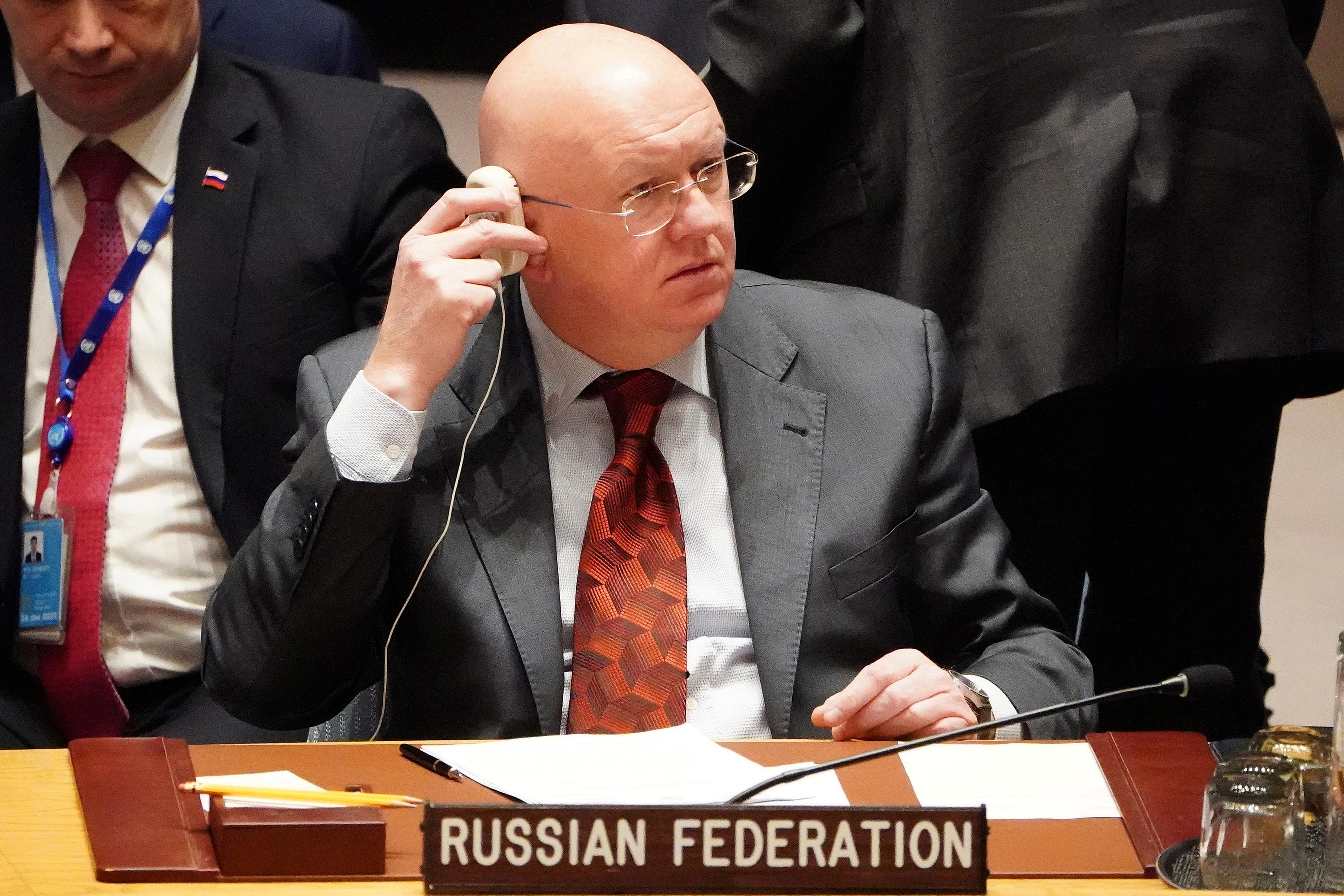 Небензя призвал Германию сотрудничать с РФ по делу Навального