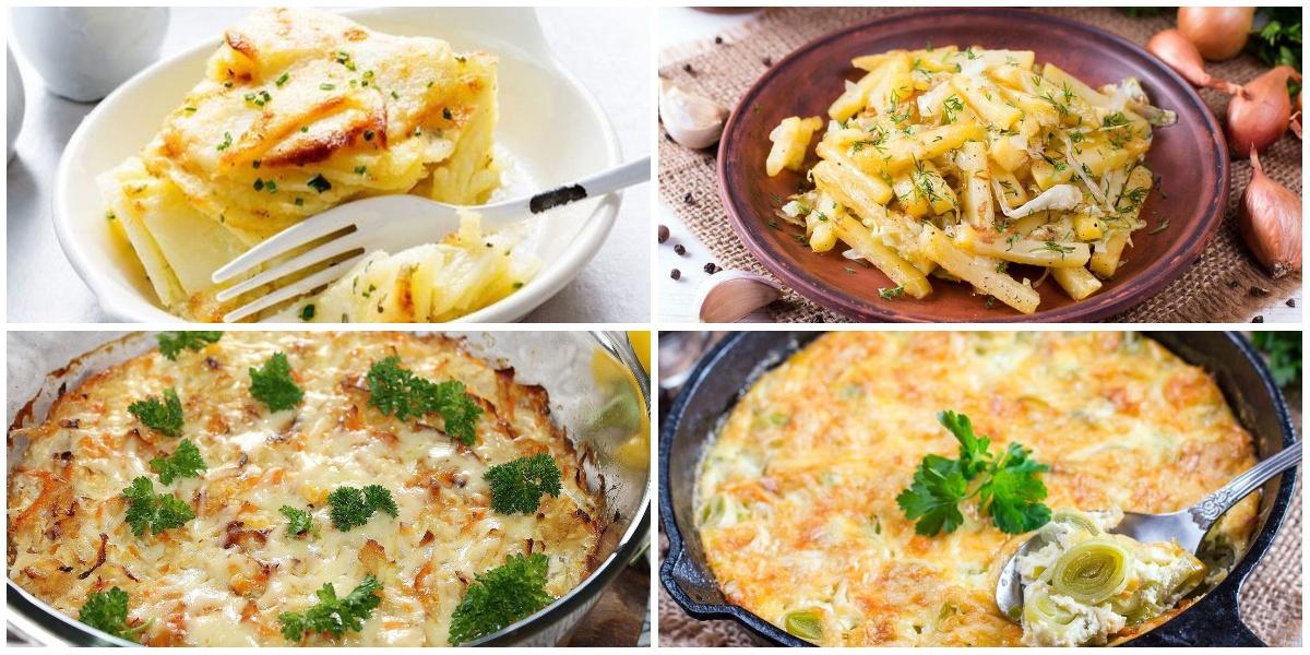 Подборка рецептов для семейного ужина
