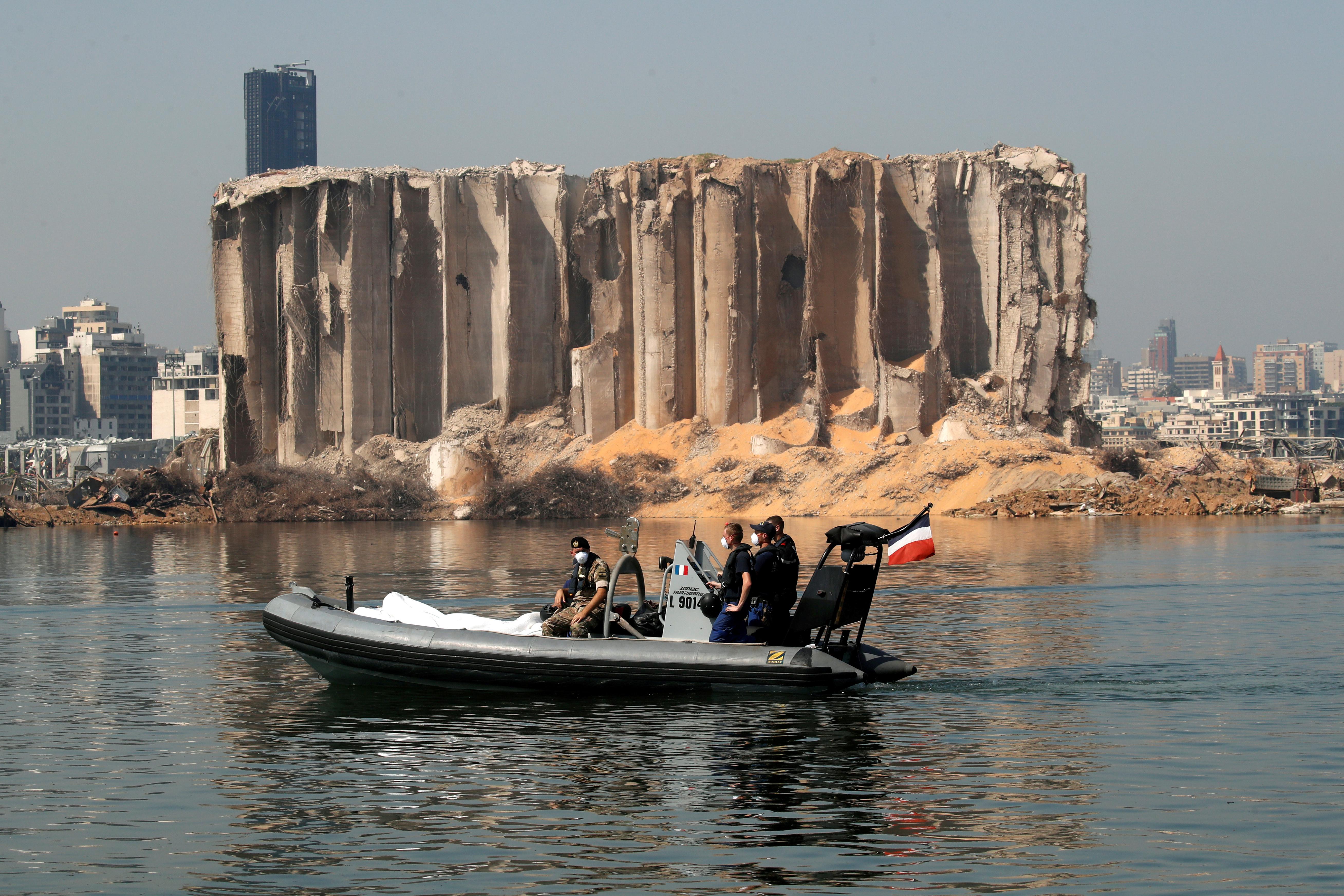 Ливан хочет арестовать российского владельца судна после взрыва в порту
