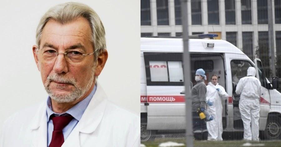 Академик Зверев: к концу следующего года эпидемия закончится