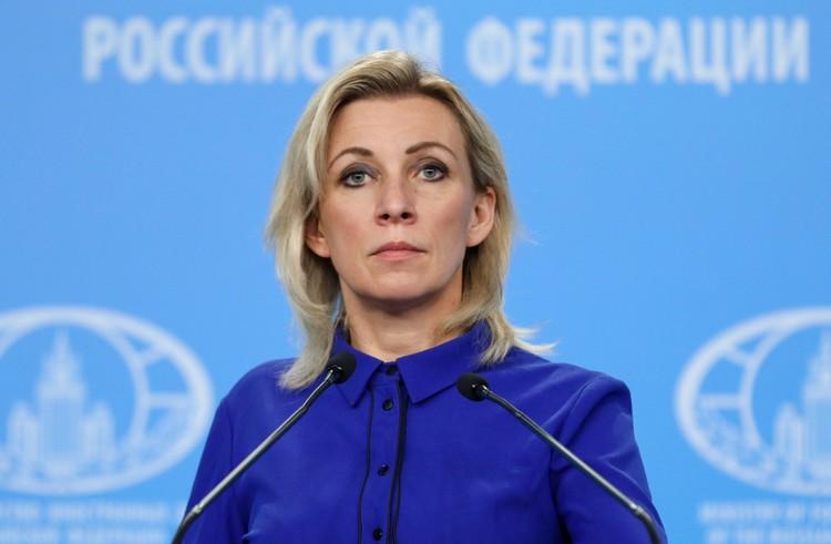 Захарова: белорусские санкции начинают автоматически применяться в России