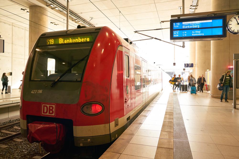 В Германии в поезде обнаружили самодельное взрывное устройство