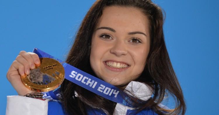 Аделина Сотникова открыла свою школу фигурного катания