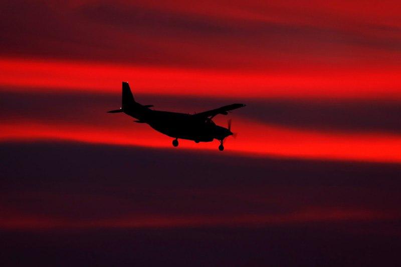 В Пензенской области упал легкомоторный самолет