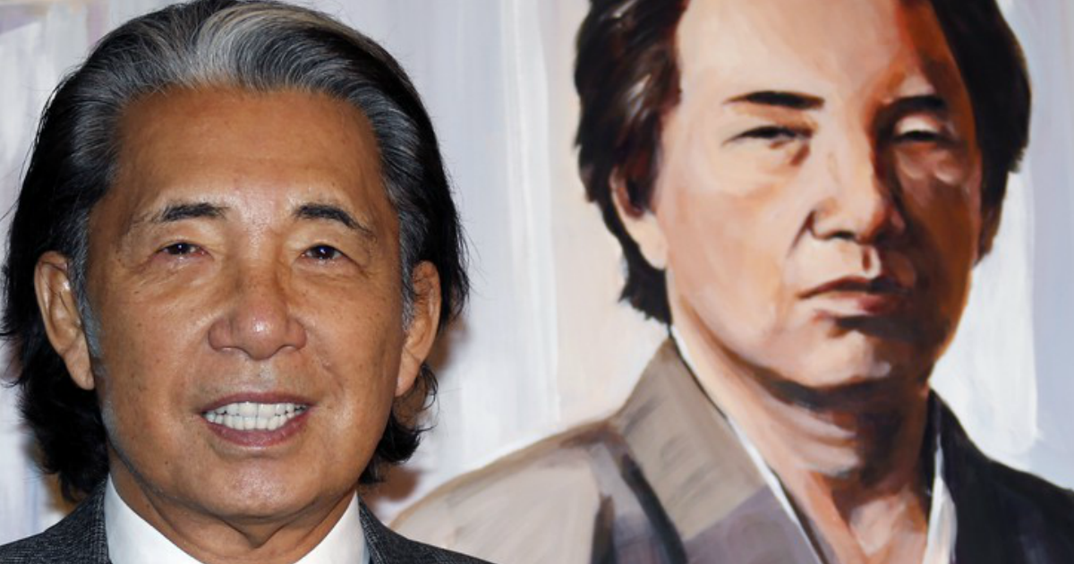 Создатель бренда Kenzo и миллионер Кендзо Такада умер от коронавируса