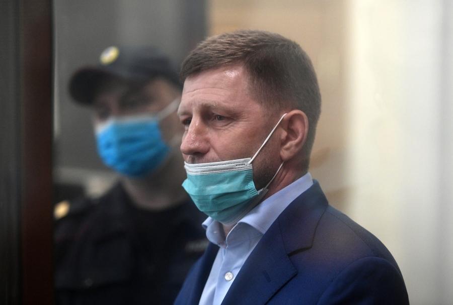 В Хабаровске за призывы к митингам задержали сына Фургала