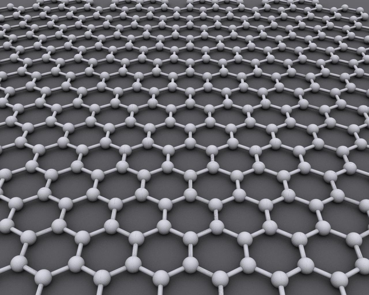 Разработана схема получения бесконечной энергии на основе графена