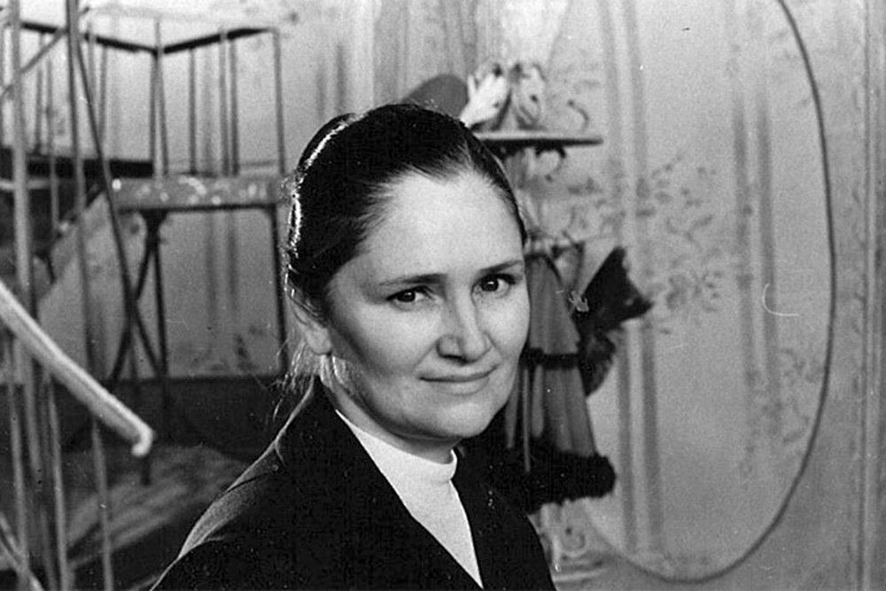 Умерла режиссер Майя Маркова