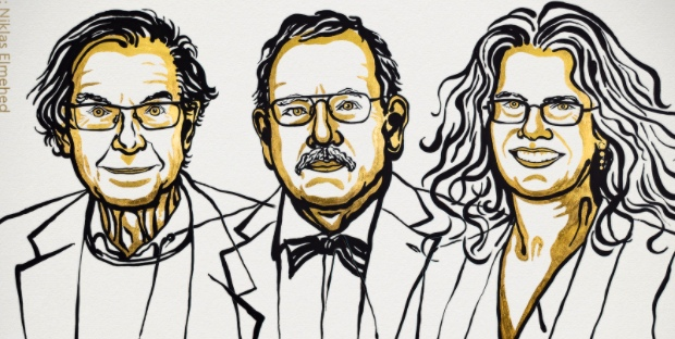 Нобелевскую премию по физике получили исследователи черных дыр