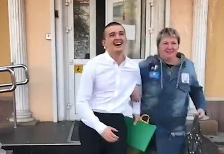 Суд оправдал водителя олигарха Сергея Черного Влада Марусова