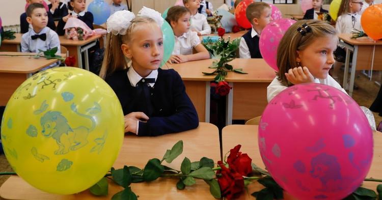 Владимир Путин подписал указ о создании Фонда защиты детей
