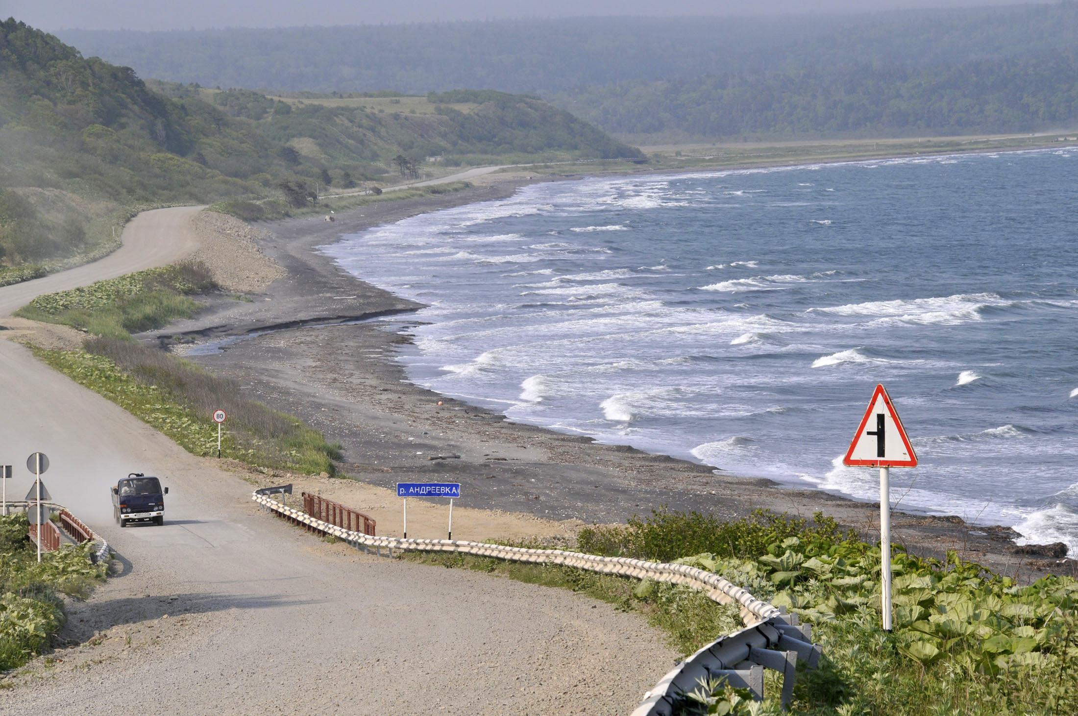 Генпрокуратура нашла следы нефти на «смертоносном» пляже Камчатки