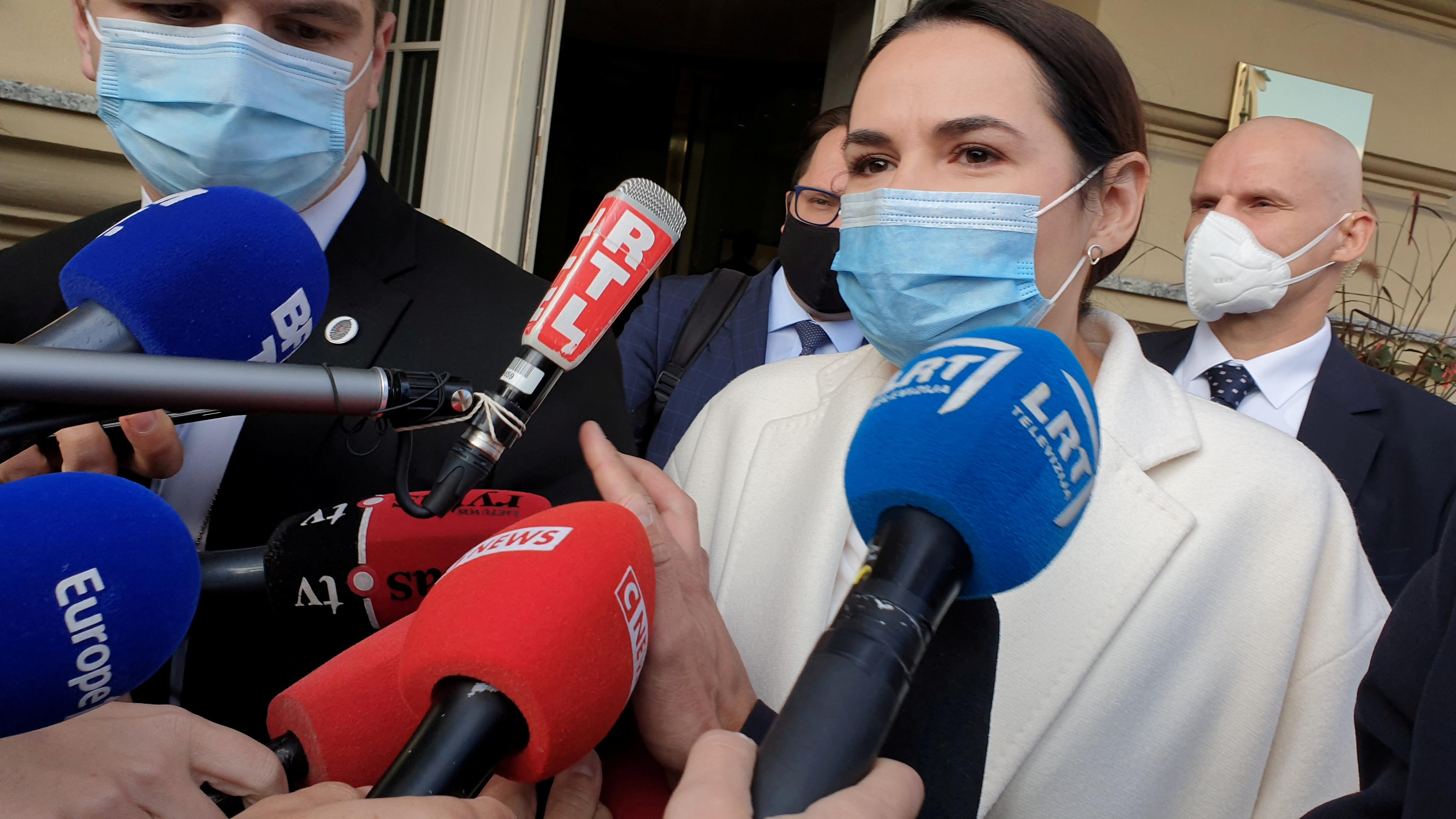 Тихановская прокомментировала отзыв европейских послов из Белоруссии