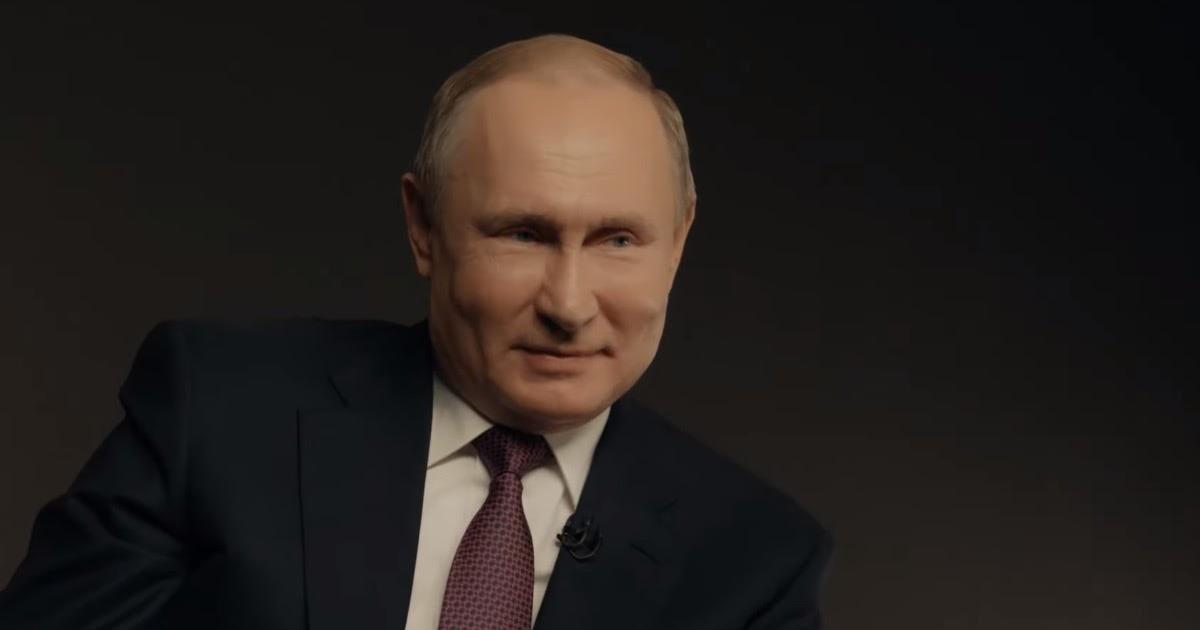 """""""Зря вы хрюкаете"""". Опубликовано видео, где Путин рассказывает о внуках"""