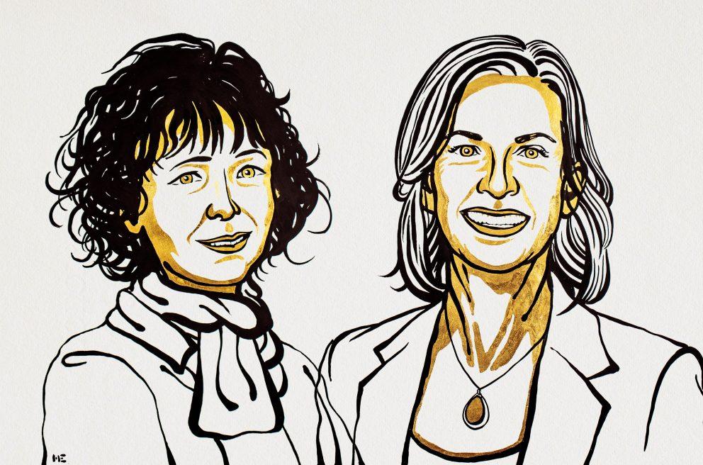 Нобелевскую премию по химии вручили за редактирование генома