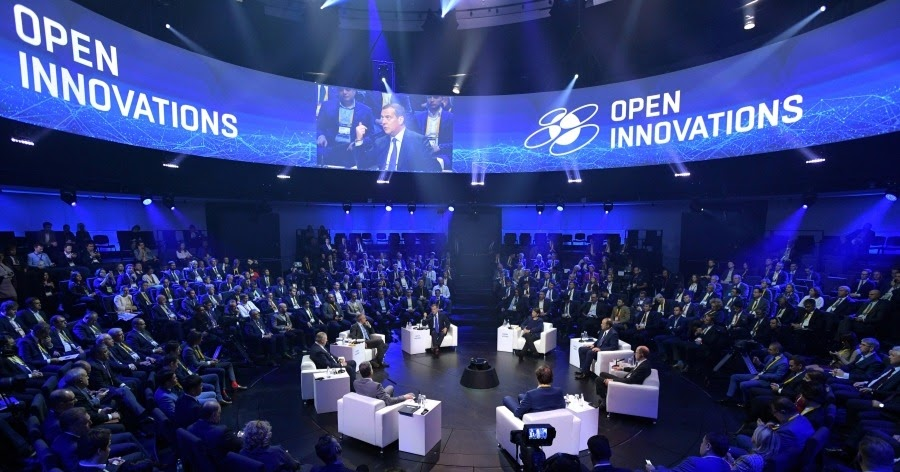 В «Сколково» пройдет девятый форум «Открытые инновации»