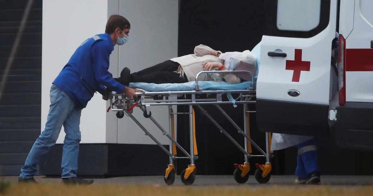В Москве за сутки скончались 55 человек с коронавирусом