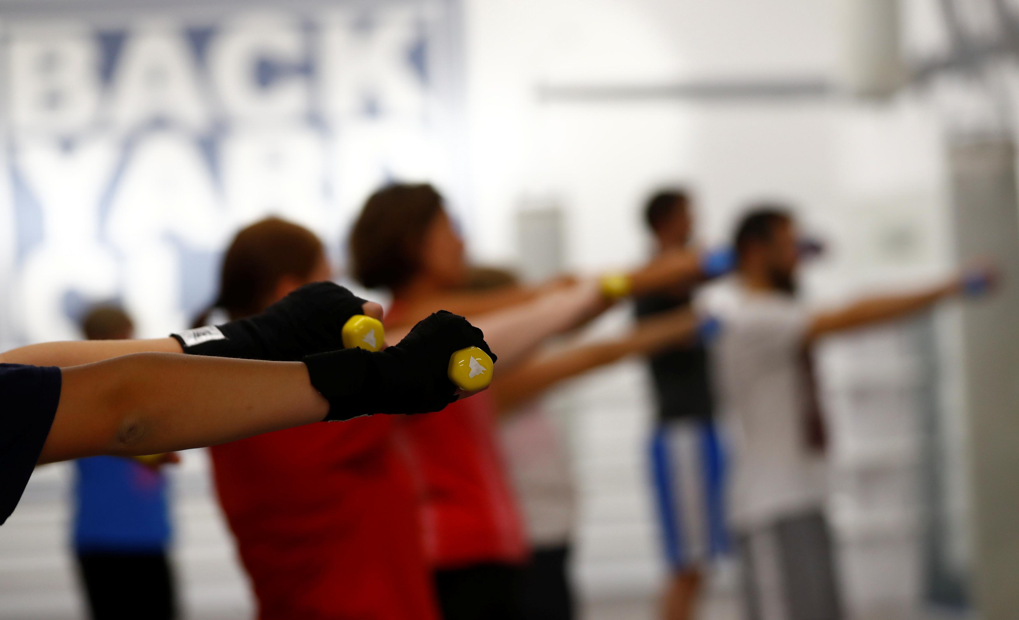 Большинство фитнес-клубов России рискуют закрыться к концу года
