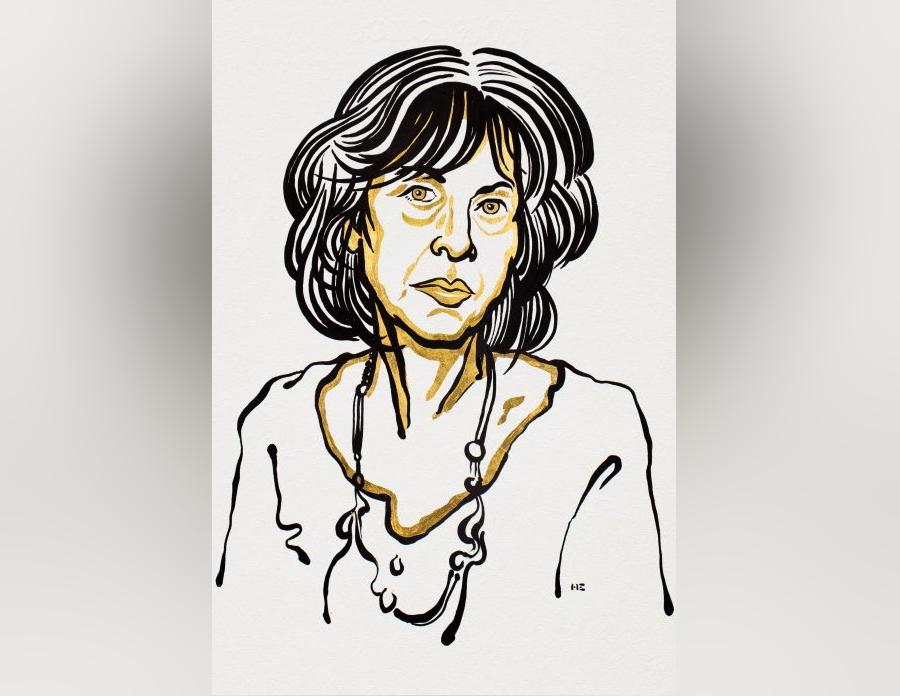 Нобелевскую премию по литературе вручили американской поэтессе