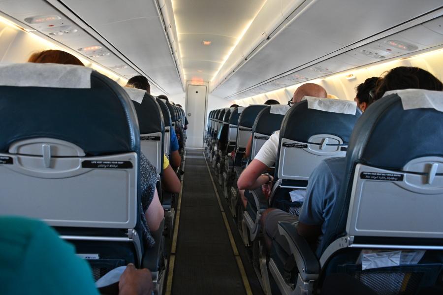 В российских самолетах поставят камеры видеонаблюдения