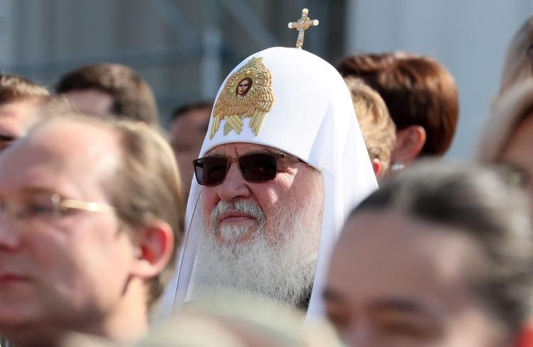 Патриарх Кирилл назвал пандемию COVID-19 последним предупреждением для человечества