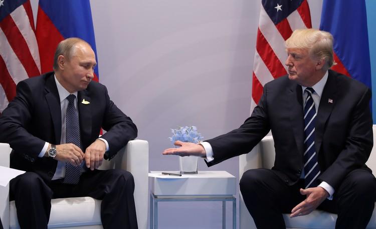 Трамп готов поладить с Путиным