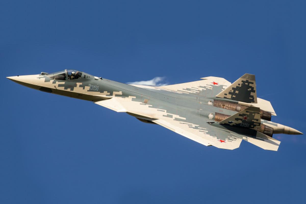 Американский военный журнал оценил уникальное оснащение Су-57