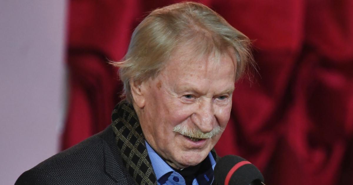90-летний Краско заболел коронавирусом и отказывается от врачей