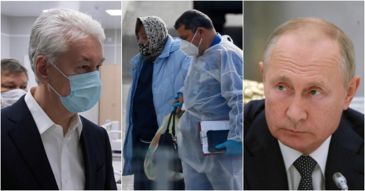 """О чем молчит Путин. Чем обернется """"карантин-лайт"""" в России"""