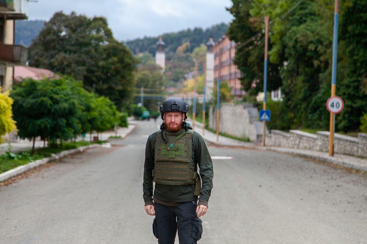 Азербайджан возбудил дело против российского военкора в Карабахе