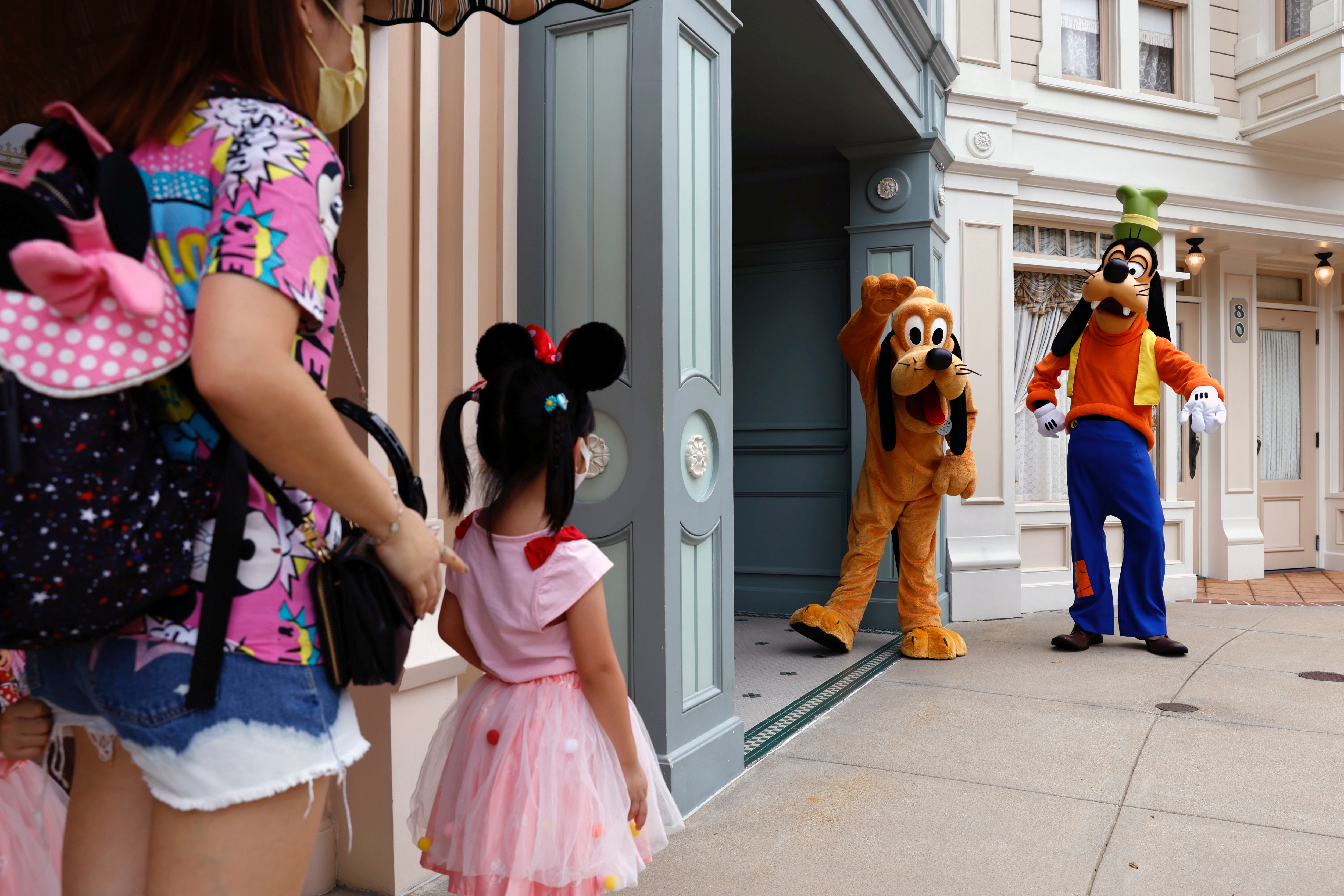 Компания Disney провела реорганизацию