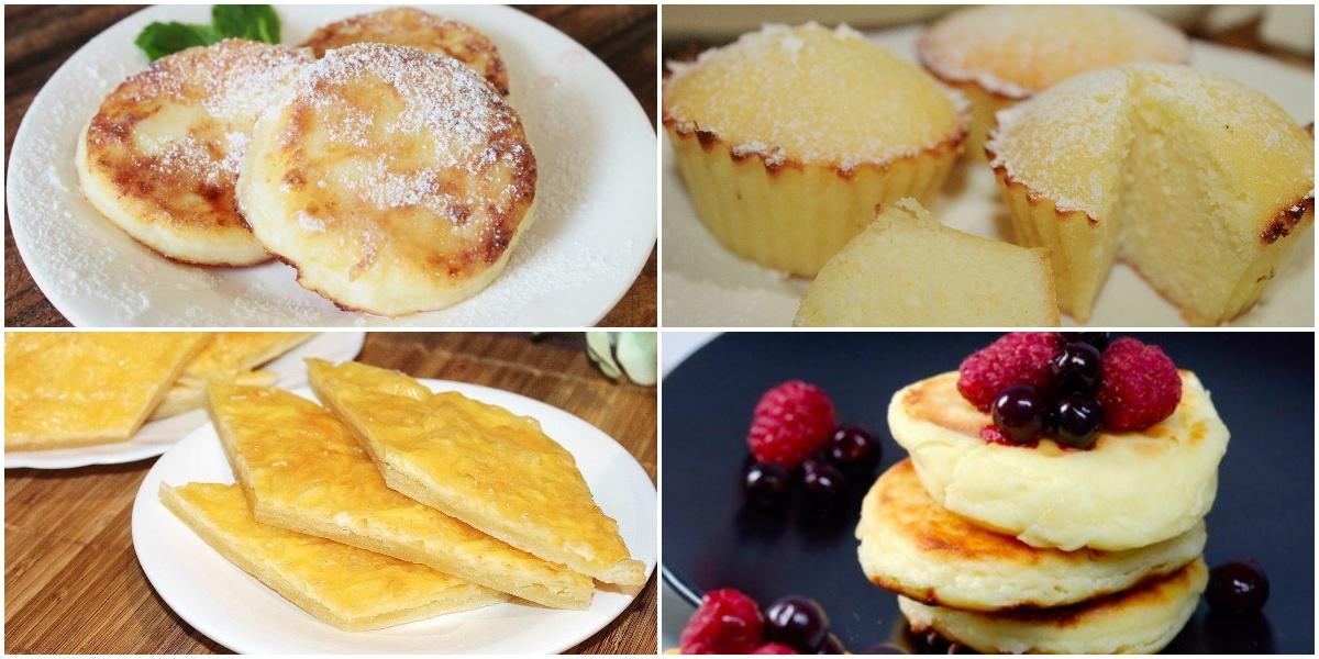 7 вариантов приготовления пышных и ароматных сырников