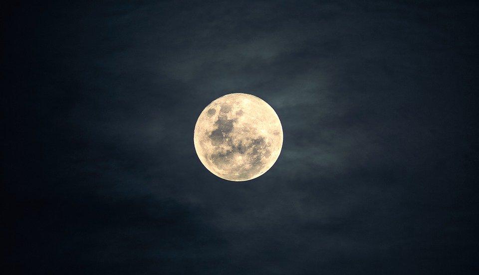 США собирается осваивать Луну с семью странами