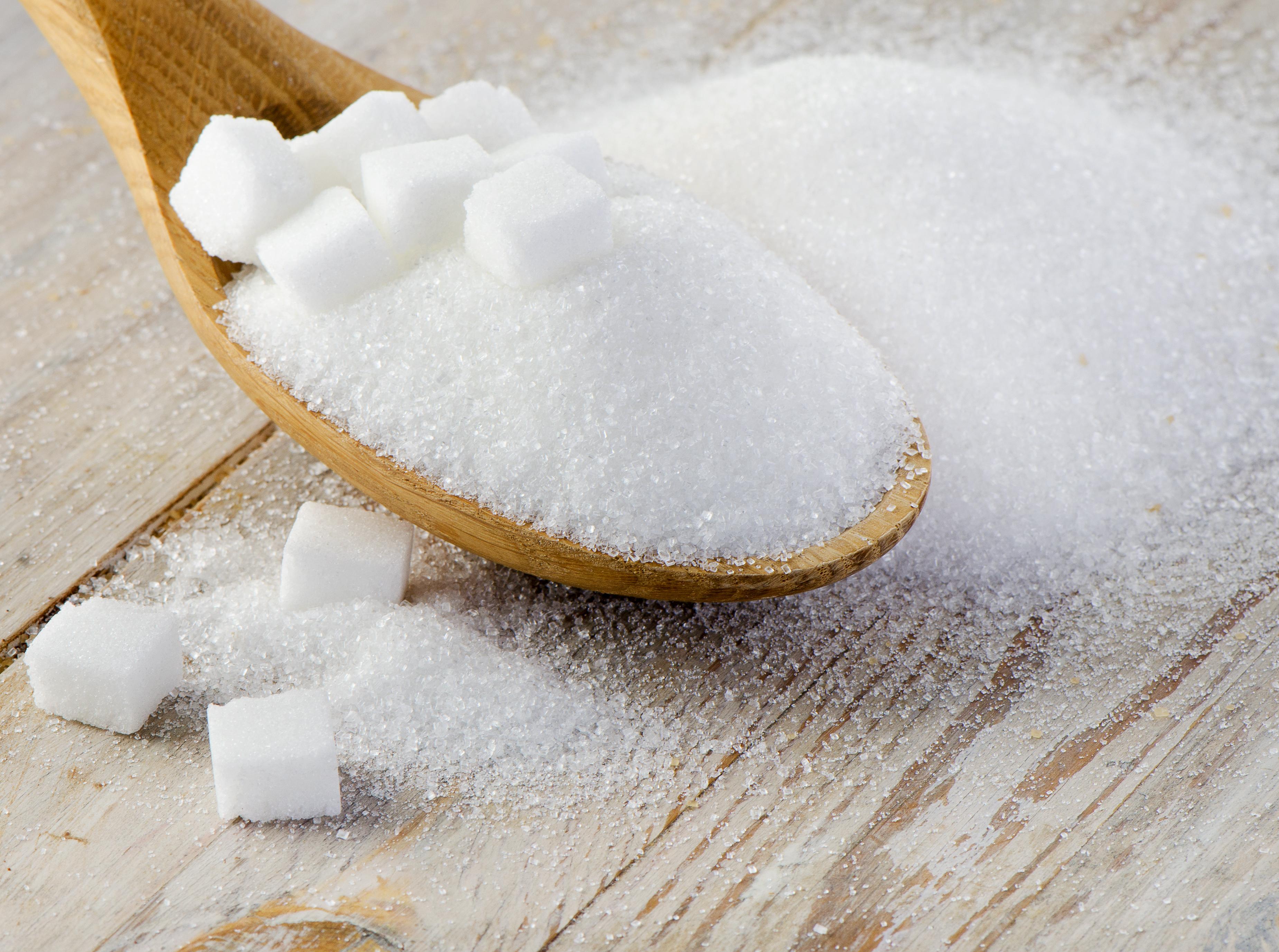 Сахар за неделю подорожал на 4,7%