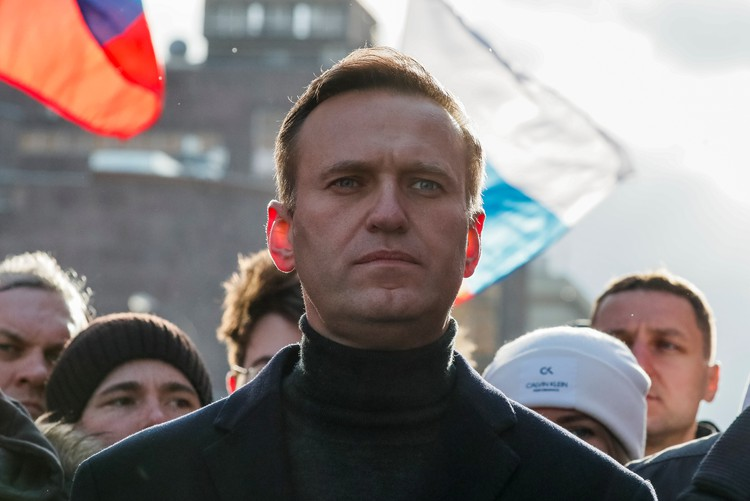 """Разработчик """"Новичка"""" прокомментировал версию отравления Навального"""