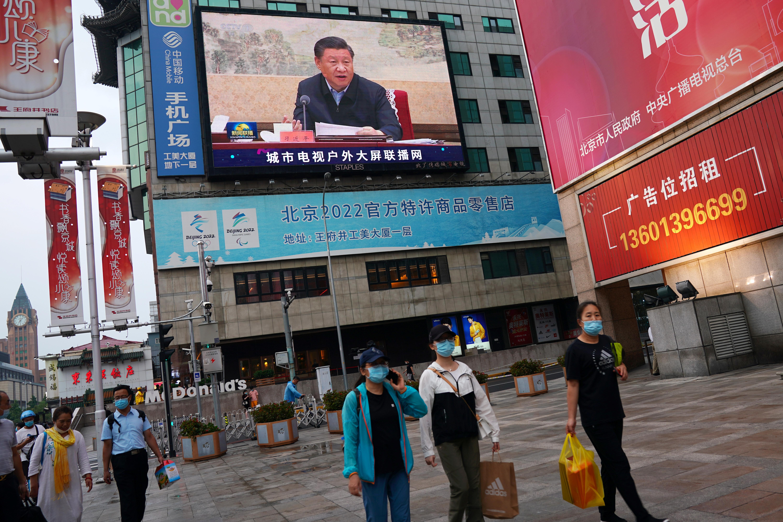 Глава КНР призвал китайских солдат «готовиться к войне»