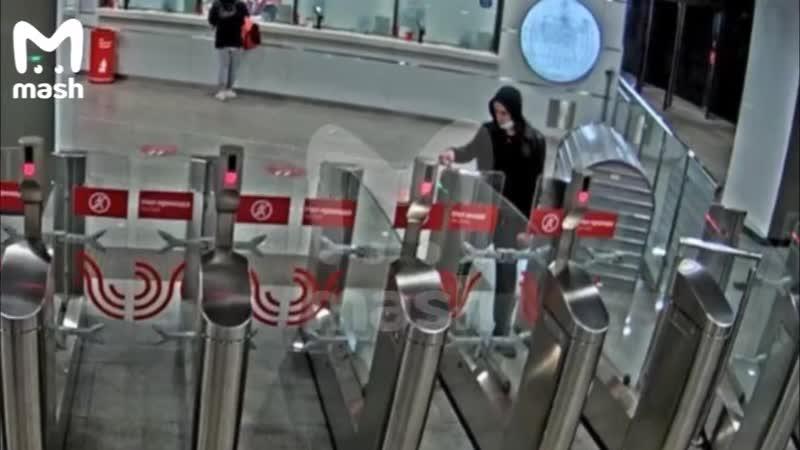 Интеллектуальные камеры помогли найти в московском метро беглого подозреваемого в смертельном ДТП