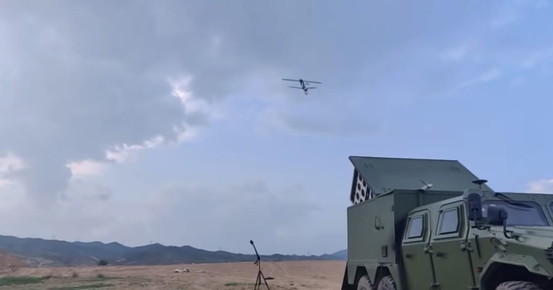 Китай испытал миниатюрные «беспилотники-камикадзе»