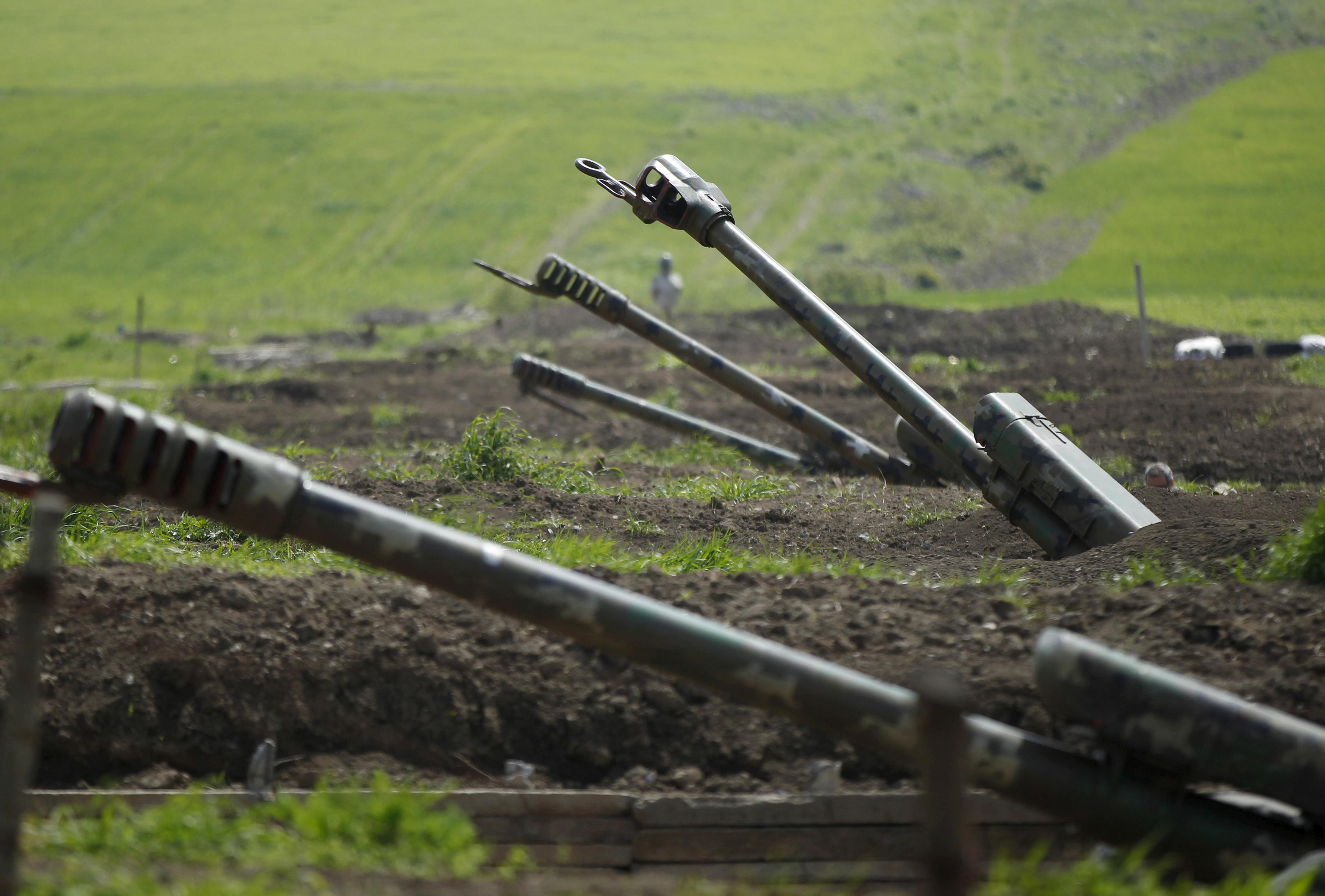 Армения сообщила о сбитых на своей территории азербайджанских БПЛА