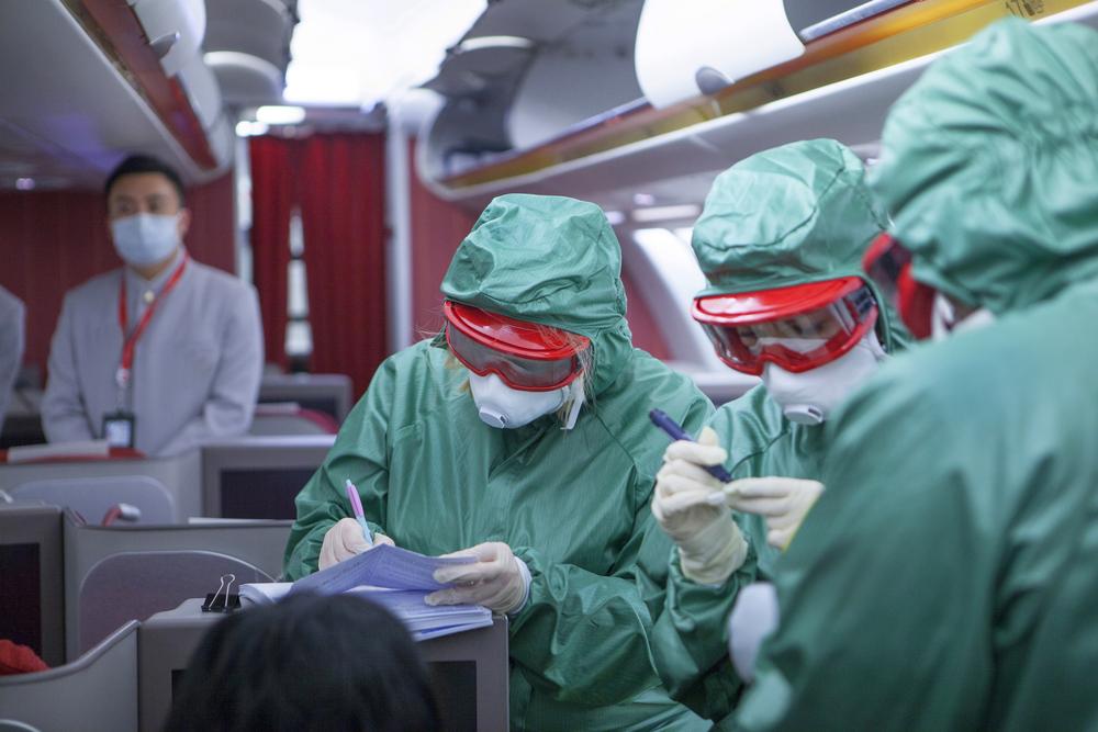 Ученые выявили еще один симптом коронавируса