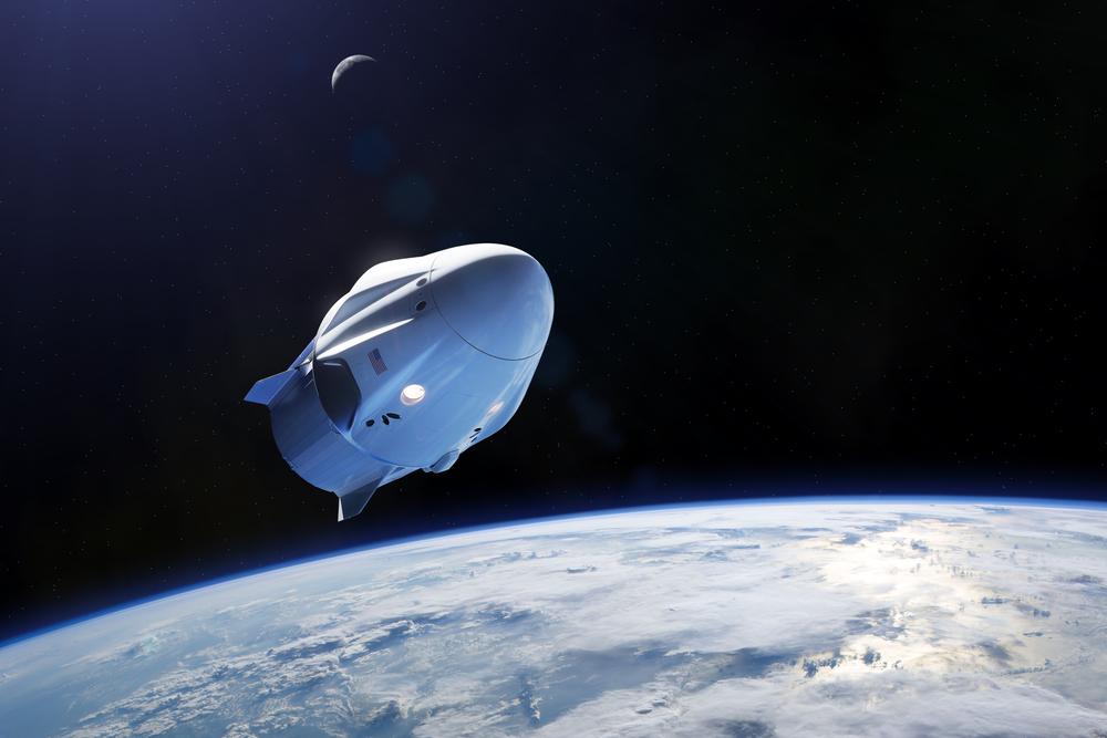 SpaceX запустила ракету Falcon 9 с 60 спутниками системы Starlink
