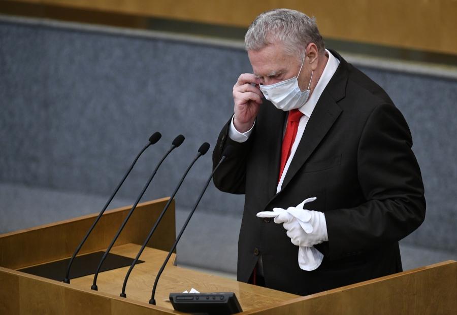 Жириновский предложил запретить турпоездки из-за коронавируса