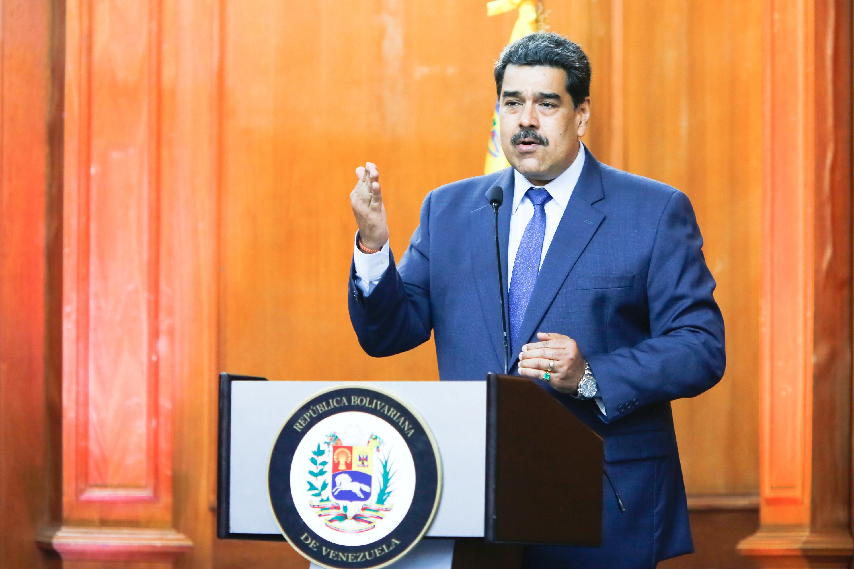 Мадуро рассказал о поставке российского лекарства от коронавируса